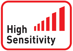 high-sensitivity